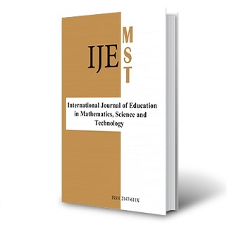 IJEMST Cover